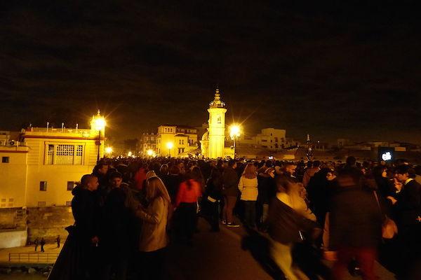La madrugada, Semana Santa en Sevilla