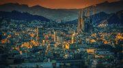 Barcelona un lugar tocado por la varita mágica