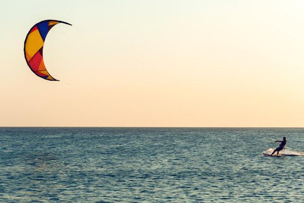 Kitesurf Mallorca: ¿Todo el mundo puede hacer Kite?